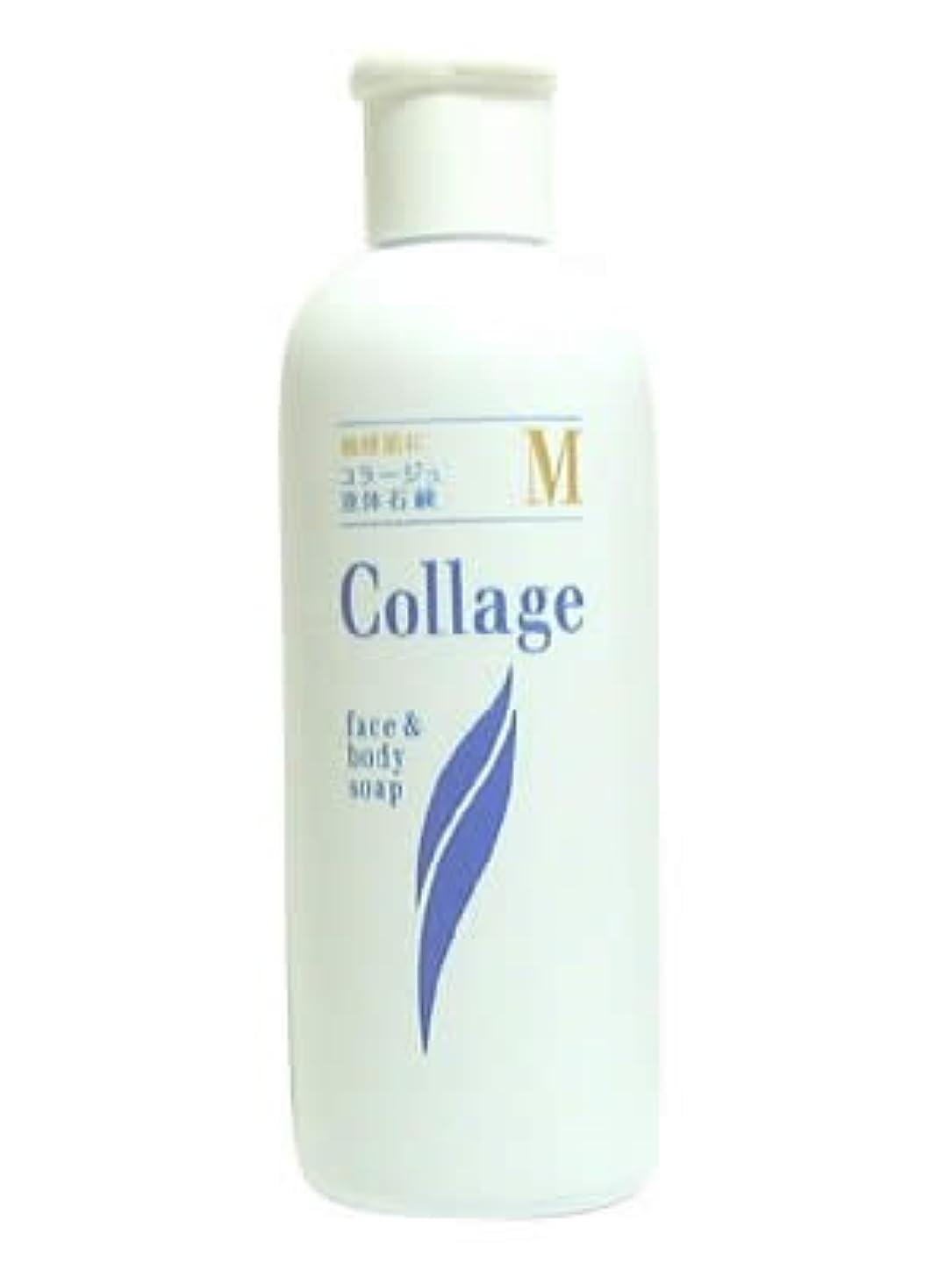 道徳のクラシカル摩擦コラージュ M液体石鹸 200mL
