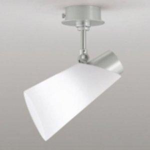 オーデリック スポットライト 電球形蛍光灯EFD 25W フレンジタイプ 電球色 アルミダイカスト(アルミ色) OS047321L