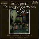 European Danserye & Ayres