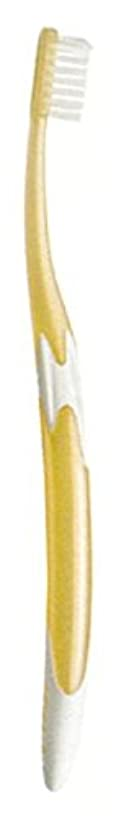 摩擦ブランド名明らかにするジーシー GC ルシェロ W-10 歯ブラシ 1本 (パールゴールド)