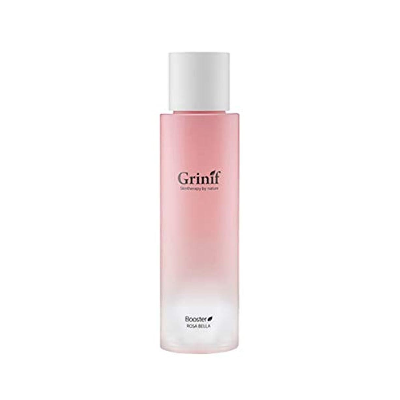 ペストリー十分ではない関連する[Grinif] グリーニフ Rosa Bella Booster - ローザベラ ブースター - バラエキス 87% 保湿 トナー Pure Rose Water Hydrating Facial Toner Skin...
