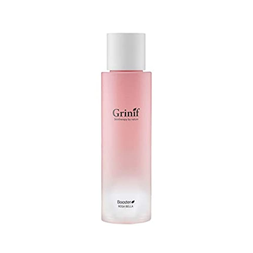 共産主義者注入する頑固な[Grinif] グリーニフ Rosa Bella Booster - ローザベラ ブースター - バラエキス 87% 保湿 トナー Pure Rose Water Hydrating Facial Toner Skin Booster(Rose Water 87%) Korean Skincare