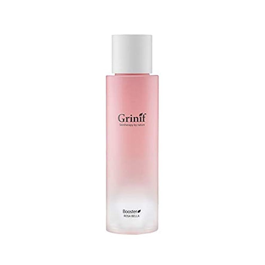 心理的にびっくりする協定[Grinif] グリーニフ Rosa Bella Booster - ローザベラ ブースター - バラエキス 87% 保湿 トナー Pure Rose Water Hydrating Facial Toner Skin Booster(Rose Water 87%) Korean Skincare