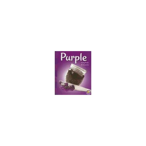 Purple: Seeing Purple Al...の商品画像