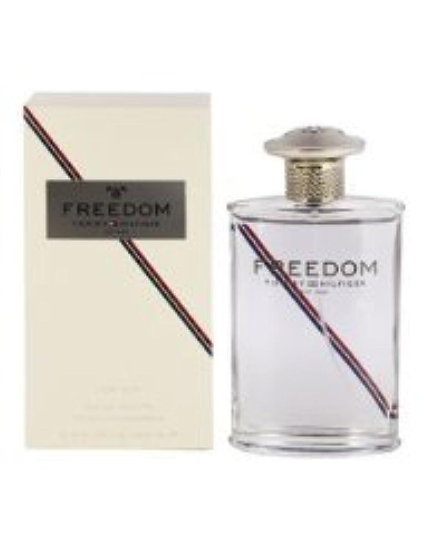 コジオスコ貯水池範囲Freedom (フリーダム) 3.4 oz (100ml) EDT Spray (新デザイン) by Tommy Hilfiger for Men