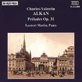 Alkan;25 Preludes Op.31