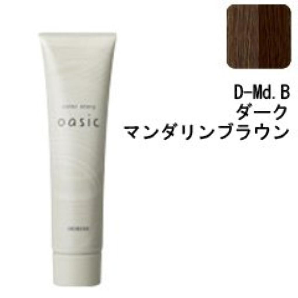 【アリミノ】カラーストーリー オアシック D-Md.B (ダークマンダリンブラウン) 150g