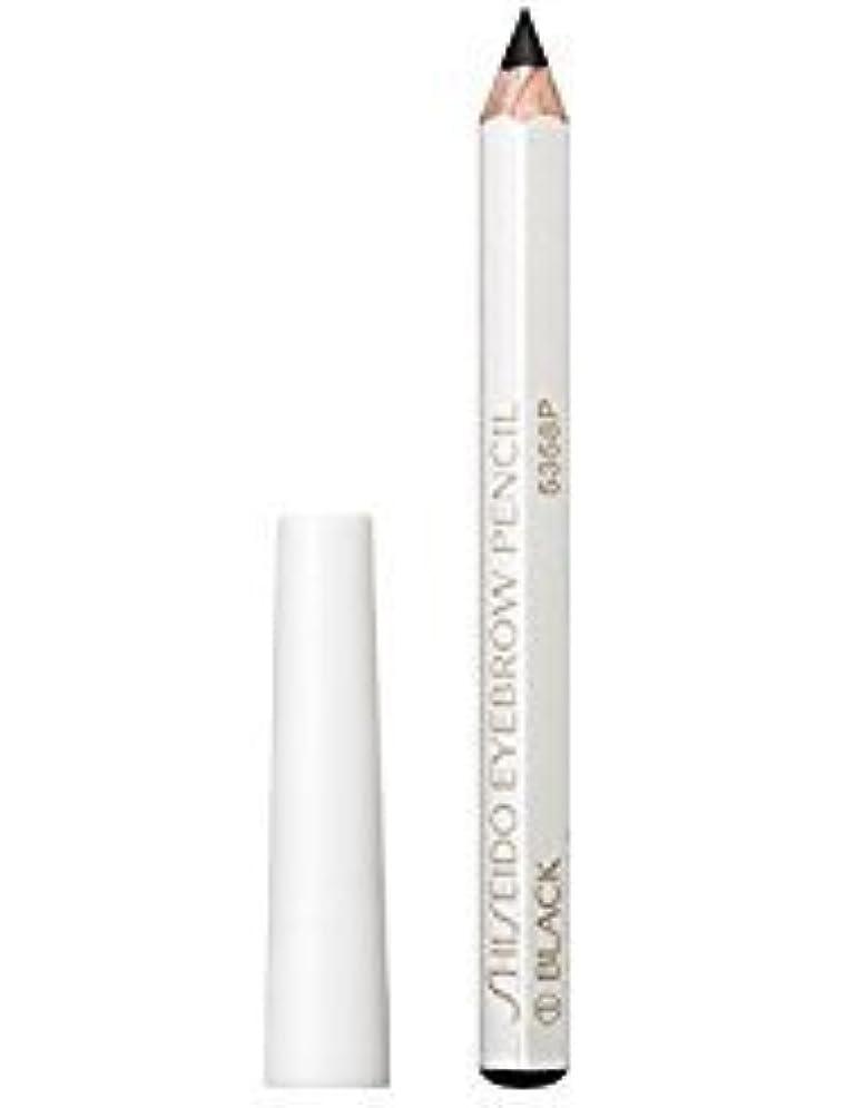 リスナー有害な弾力性のある資生堂眉墨鉛筆アイブロウペンシル1#6本