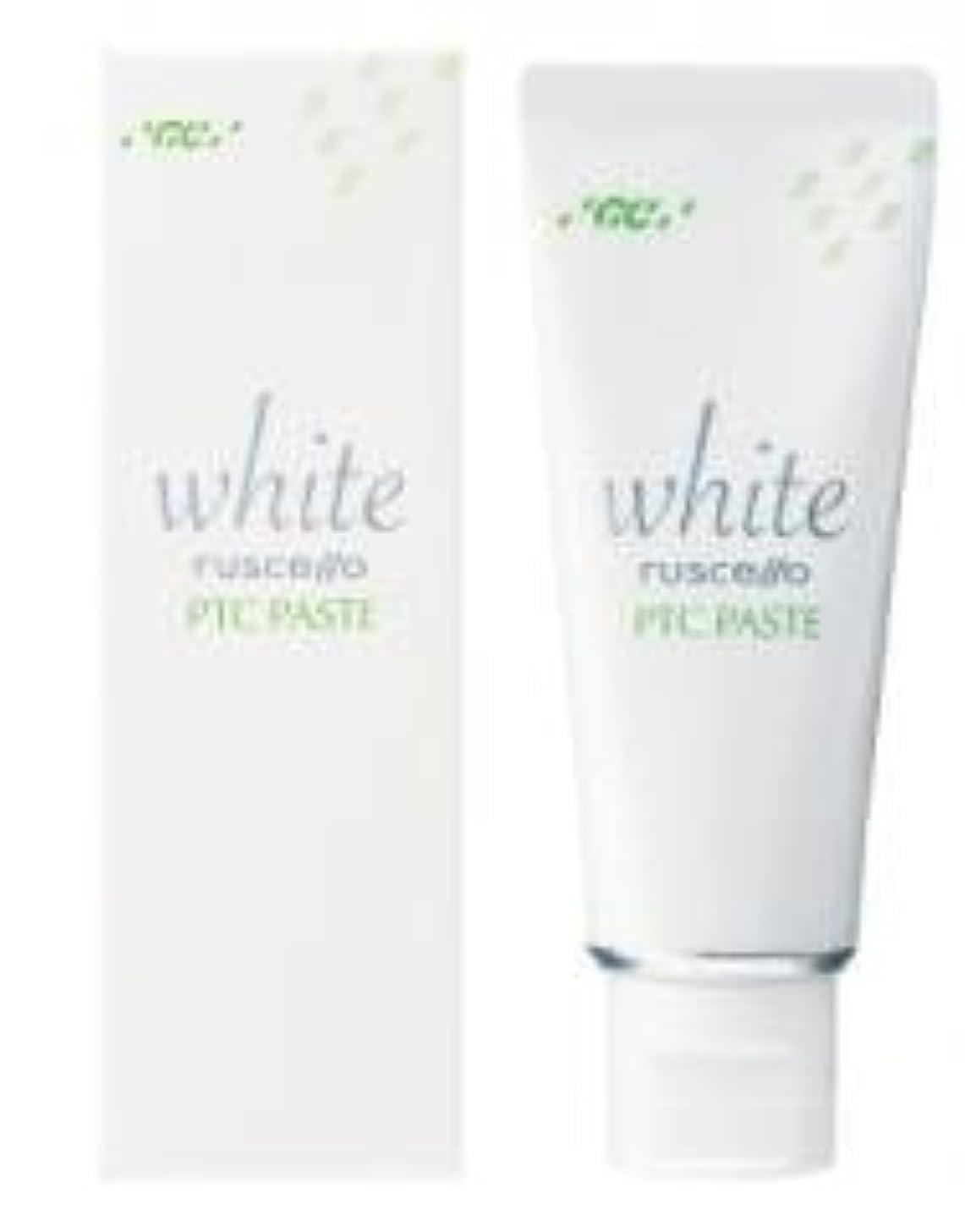 驚くべき添付毛細血管GC PTCペースト ルシェロ ホワイト 60g