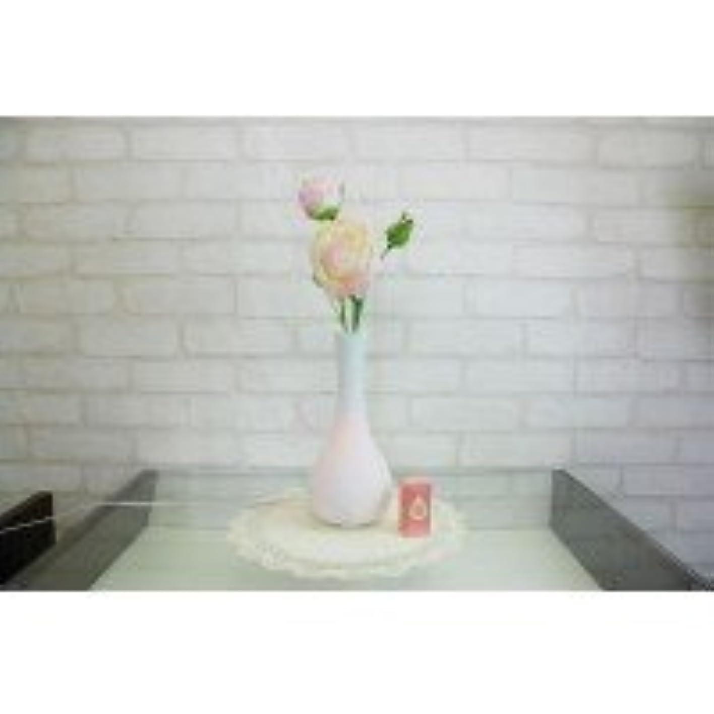 段落防腐剤乳アロマディフューザー フラスコタイプ レインボー &(4)牡丹&ウェルカムブレンド スウィート