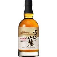 キリン 富士山麓 樽熟原酒 50°(新ボトル) 700ML × 12本