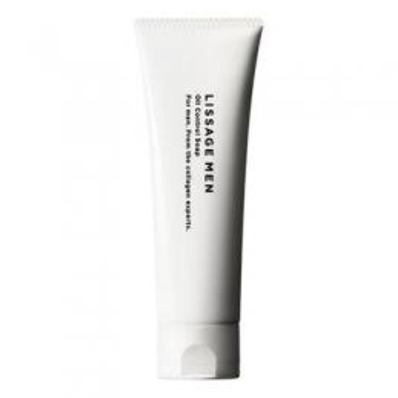 ハンディキャップ開示する伝染病リサージメン オイルコントロールソープ 120g  男性用 洗顔料   (メンズ スキンケア)