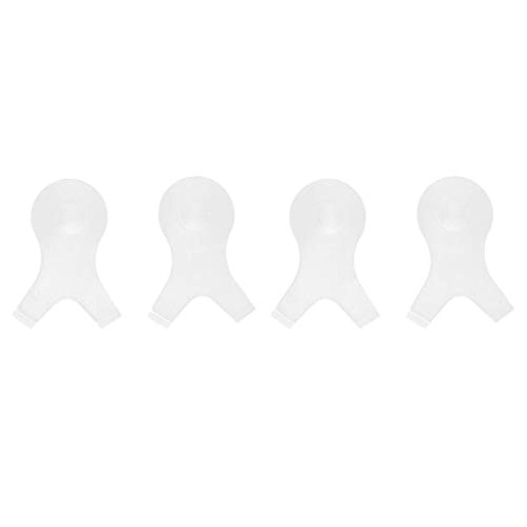 リベラルステージエロチック4個 Y字型 まつ毛パーシングブラシ まつげリフト Yシェイプブラシ アイメイク
