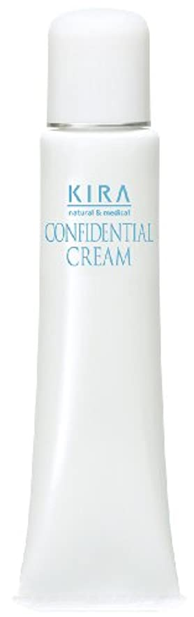 とても研究所永久綺羅化粧品 コンフィデンシャルクリーム (弱油性 保湿クリーム)