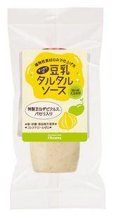 オーサワの豆乳タルタルソース 100g