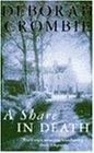 A Share in Death (Duncan Kincaid/Gemma James)