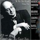 Ny Concerts: Brahms Et Al