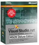 Visual Studio .NET 2003 Enterprise Architect MSDN DX