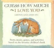 Guess How Much I Love You CD