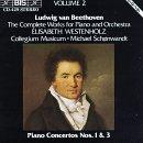 Piano Concertos 1 & 3 in C