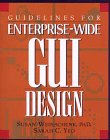 Guidelines for Enterprise-Wide Gui Design