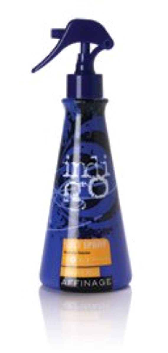 ペパーミントシンク葡萄Affinage Salon Professional Affinageインディゴ塩Volumisingテクスチャライザをスプレー - 8.5オンスを 8.5オンス