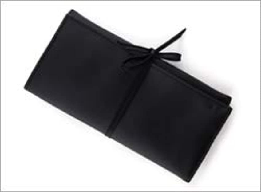 強打ホイールアクティブ熊野筆 竹宝堂 正規品 ブラシケース(化粧ポーチ) C-24 材質:ナイロン(三つ折り) 広島 化粧筆