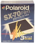 Polaroid SX-70TZ フィルム 3P
