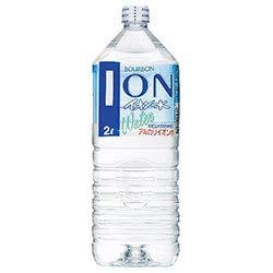 ブルボン イオン水 2L ×6本