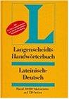 Langenscheidt Handwoerterbuch Lateinisch-Deutsch