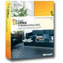 【旧商品/サポート終了】Microsoft Office Professional Edition 2003