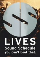 "SS LIVES~Sound Schedule Live Tour""you can't beat that.""~ [DVD]"