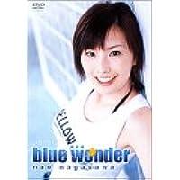 長澤奈央 : blue wonder
