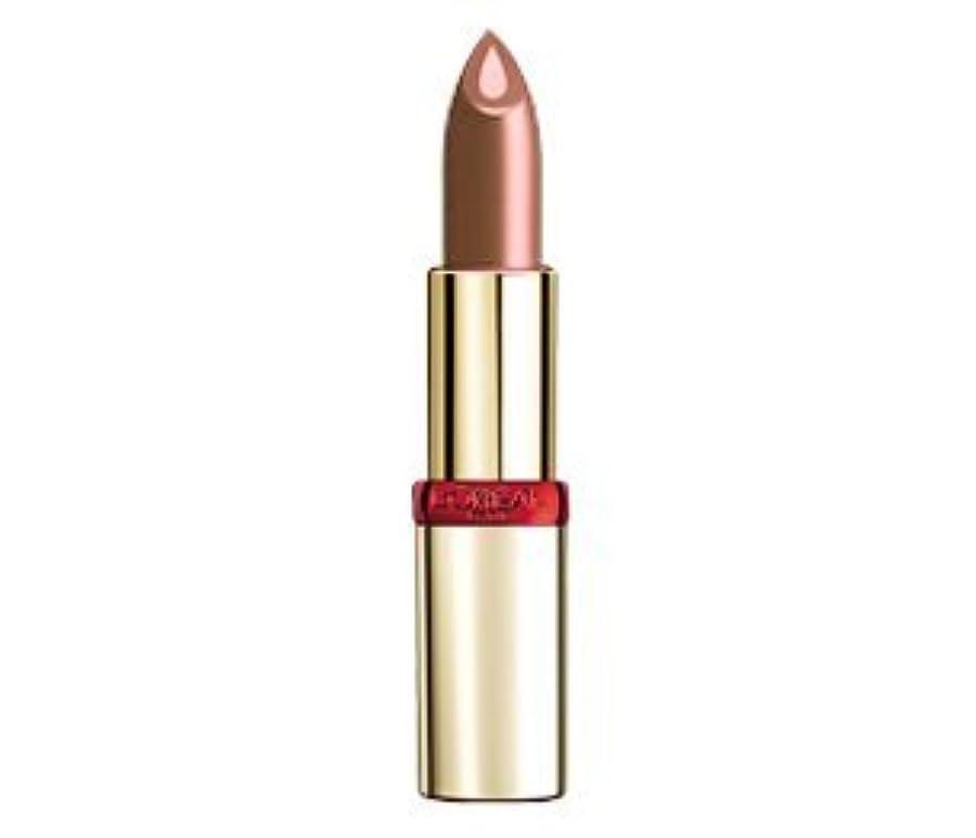 ハイブリッド隠疑わしいLoreal Color Rich Serum Nr. S305 Enlighting Beige Farbe: Nude Lippenstift Lipstick mit Anti-Age-Pflegekern. Lippenstift für schöne gepflegte Lippen.