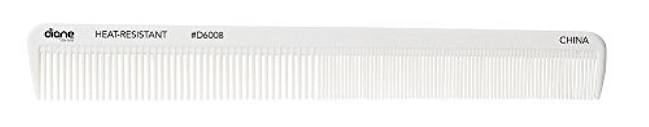 赤字なめらかシリーズDiane Cutting Comb Basin Comb [並行輸入品]
