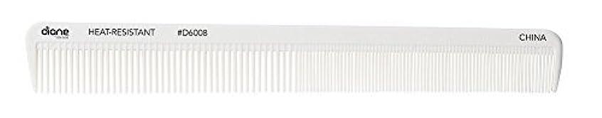 バックグラウンドのぞき見偽装するDiane Cutting Comb Basin Comb [並行輸入品]