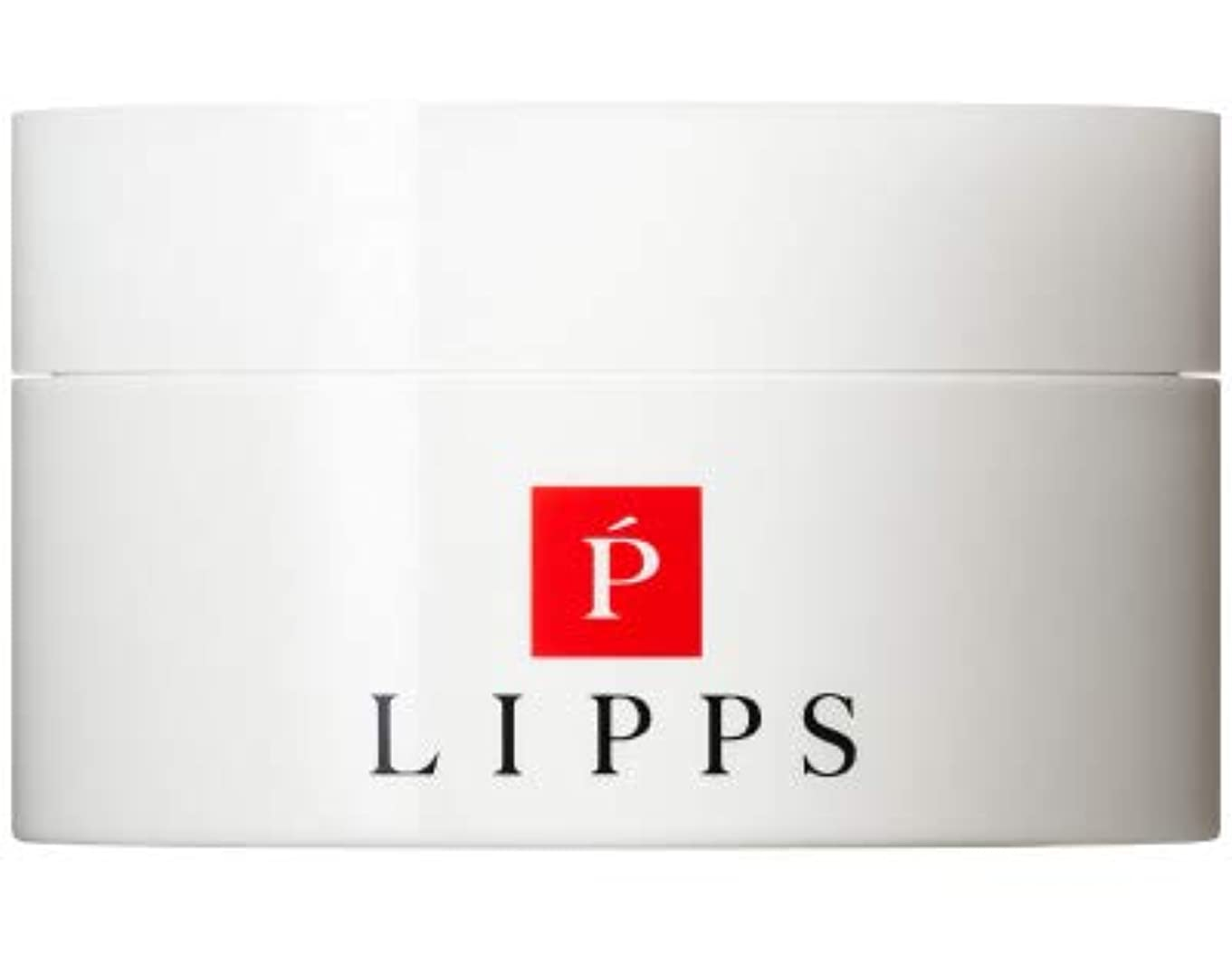 なめる金銭的な発揮する【セミマット×無造作な束感】LIPPS L08 マットハードワックス (85g)