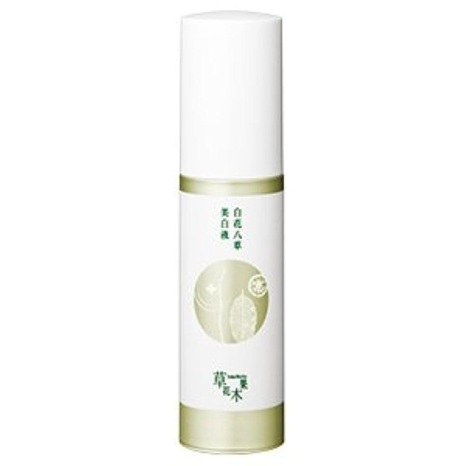 傘永久祈る草花木果(そうかもっか) 白花八草美白液(医薬部外品) 30mL