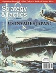 DG :戦略&戦術Magazine # 230、with Downfall、米国がInvaded日本、ボードゲーム