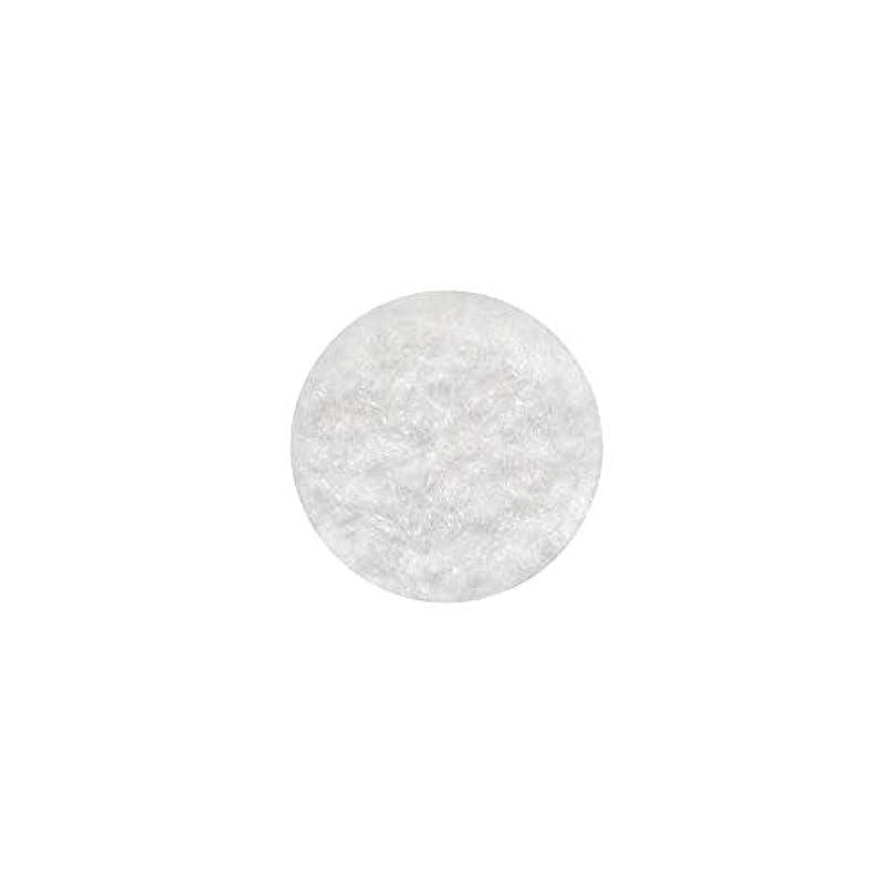 健康的第コテージベルベットパウダー[ホワイト] フェルト ジェルネイル
