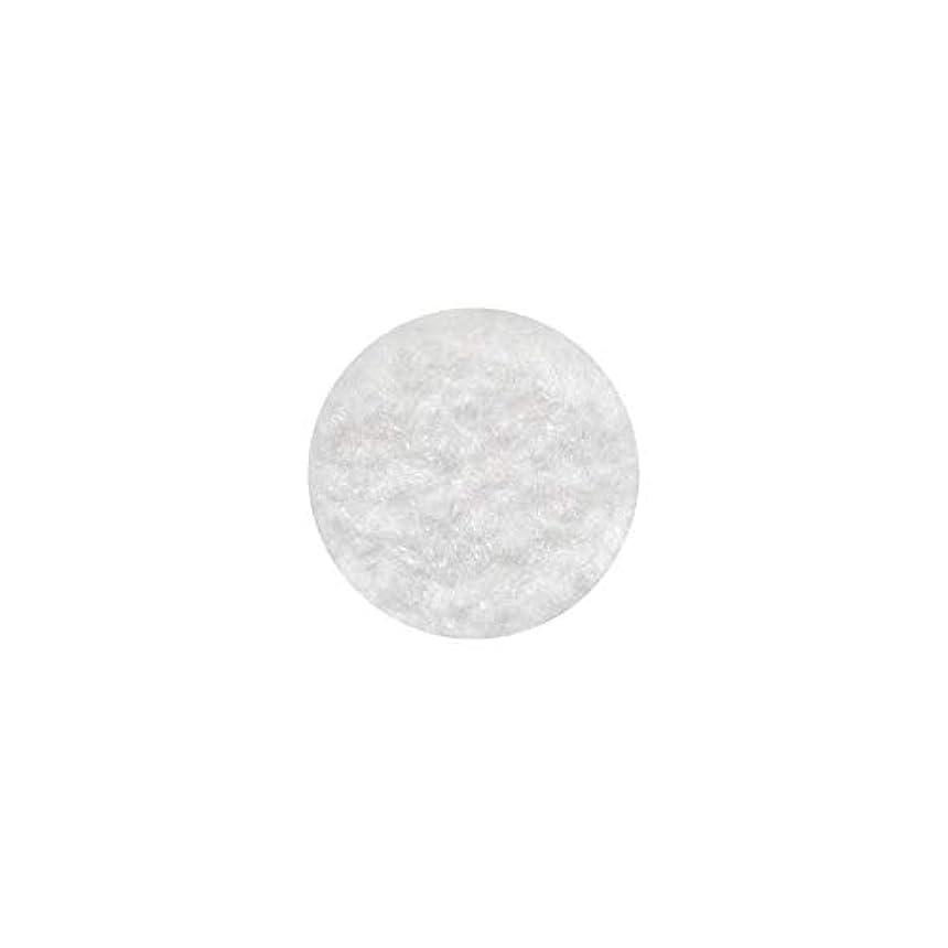 アームストロング近くアジア人ベルベットパウダー[ホワイト] フェルト ジェルネイル
