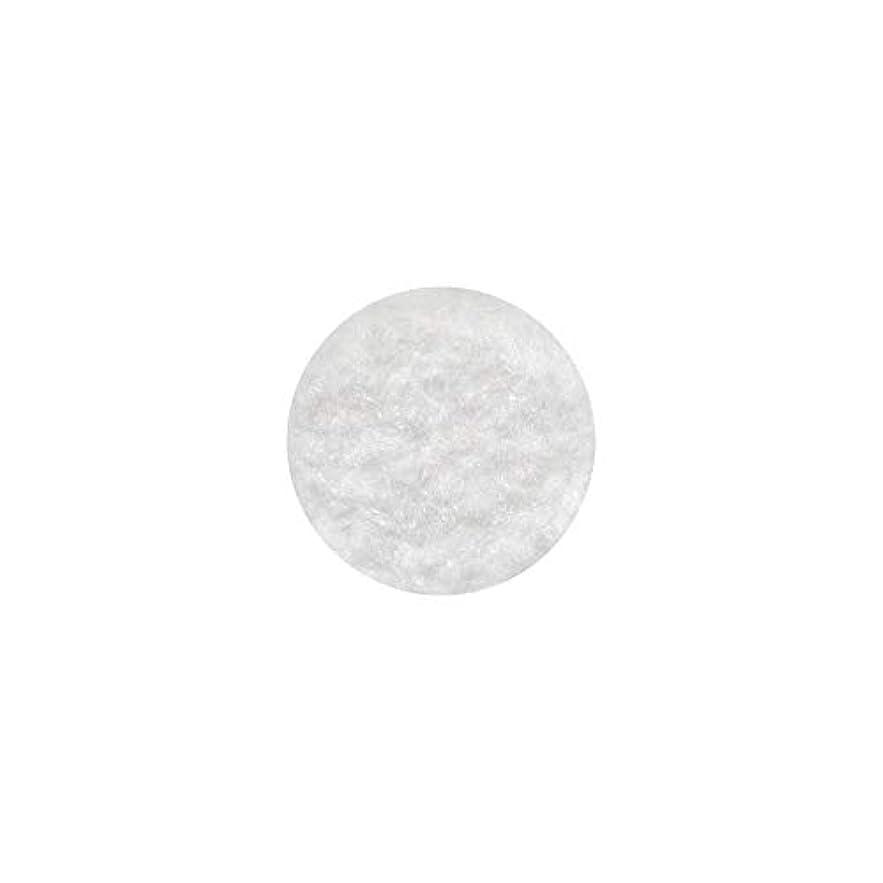 不平を言う基準受粉するベルベットパウダー[ホワイト] フェルト ジェルネイル