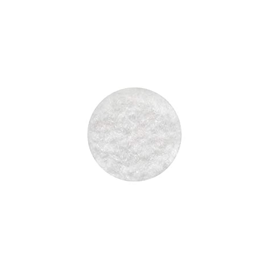 アドバンテージリア王規則性ベルベットパウダー[ホワイト] フェルト ジェルネイル