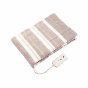 コイズミ 電気敷き毛布 水洗いOK 13...
