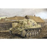 1/35 Sd.Kfz.131 マーダーII 対戦車自走砲 中期生産型