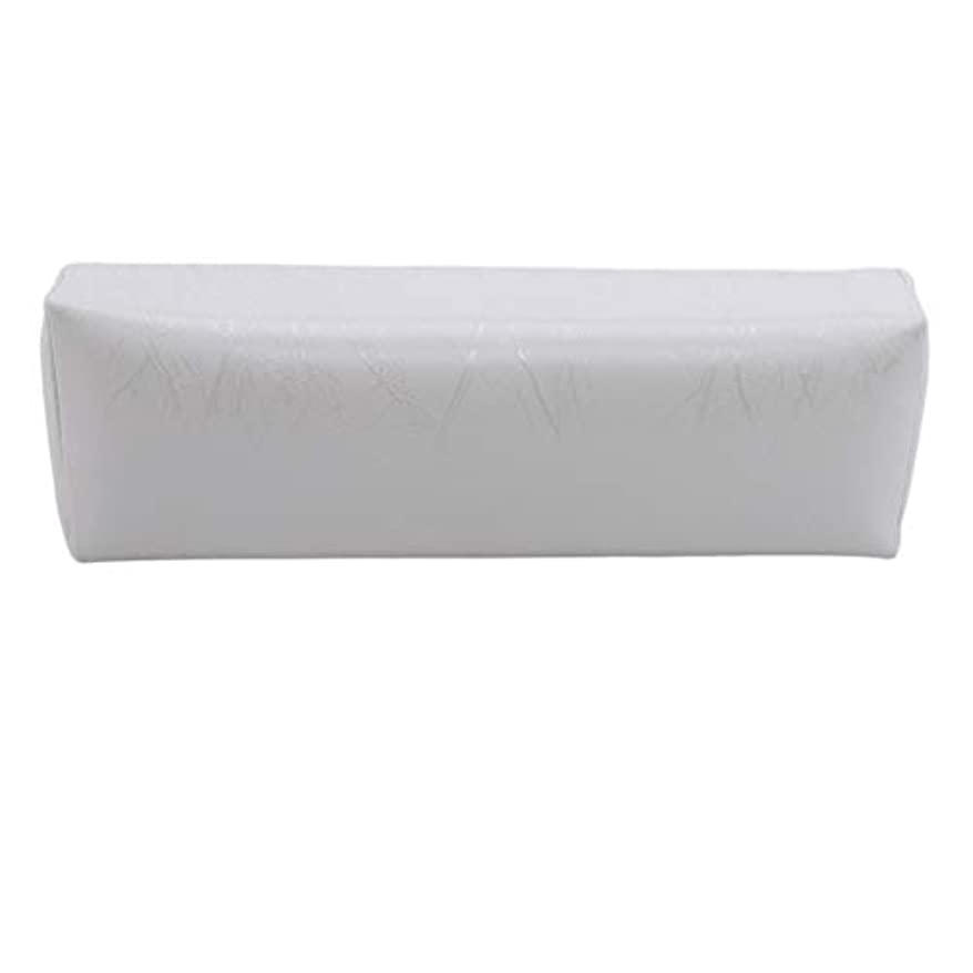 枠戸棚ロボットHKUN プロのネイルアートツール ケアツール 洗える 手枕クッション ネイルアートホルダー ソフトアームレスト用 ネイルケア用 マニキュアネイル用品 白色