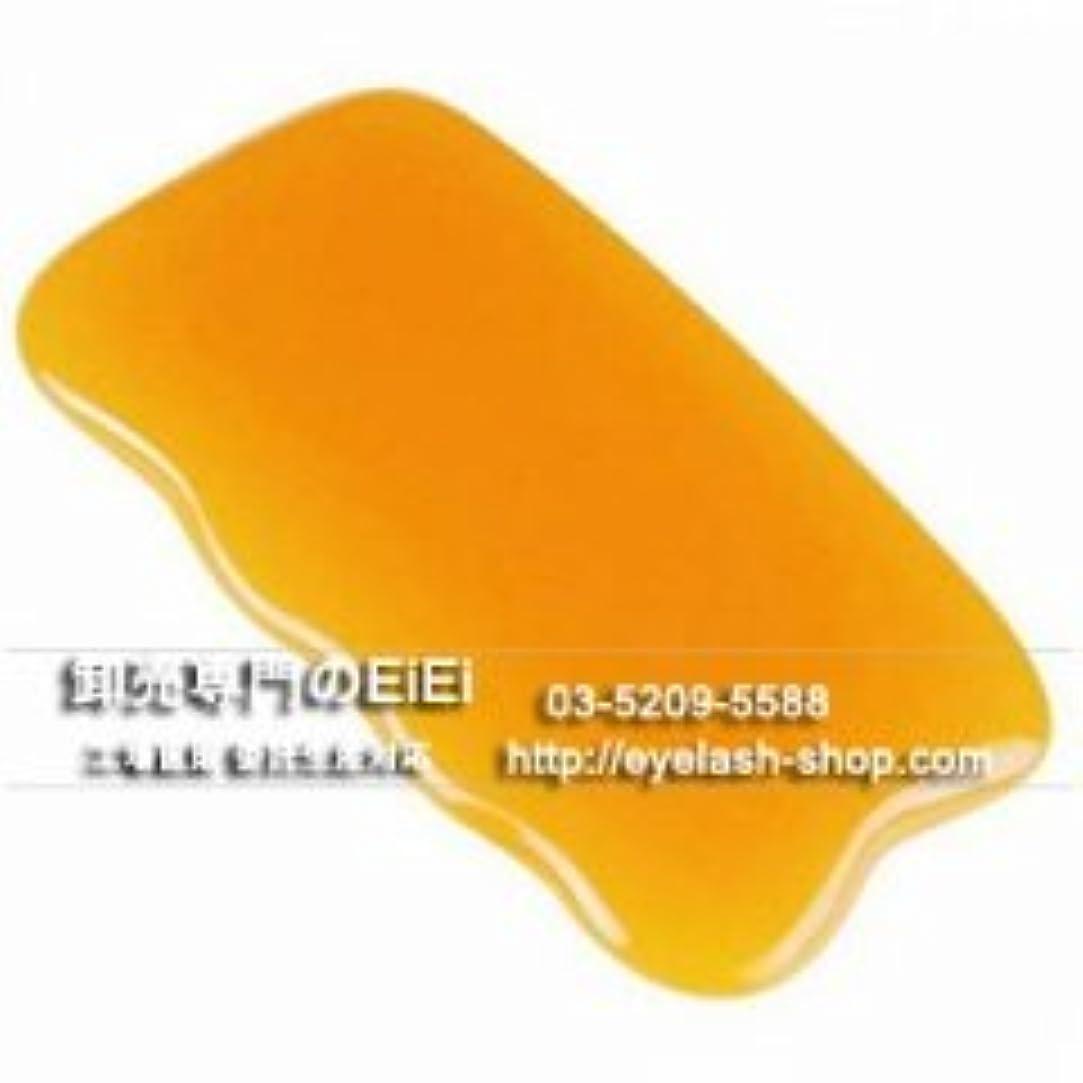 買い手銅はがきかっさ板 蜜蝋かっさプレート 美容マッサージかっさ板 グアシャ板 C-17