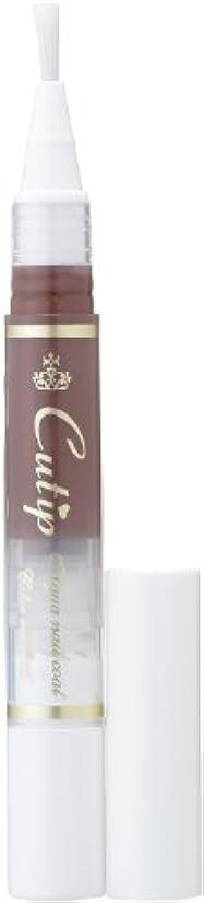 褐色スポンジグローブキューティップ アクアネイルコート B05