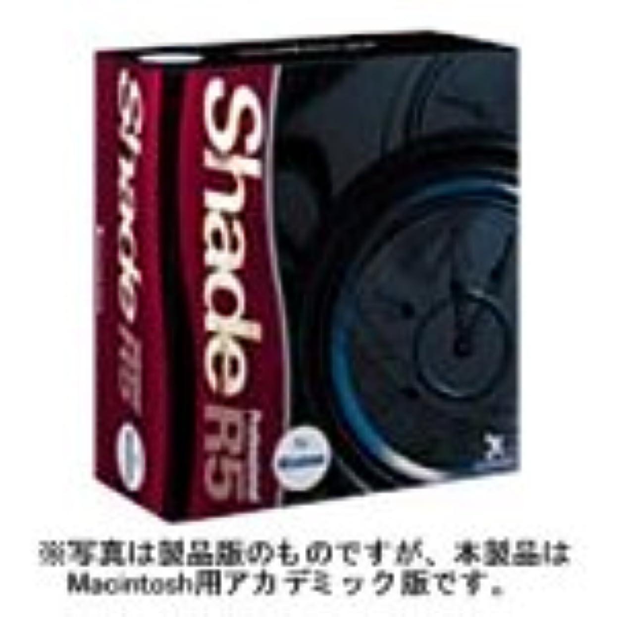 バイオリンターゲットレパートリーShade Professional R5 for Macintosh アカデミック個人ライセンス版