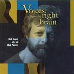 Voices From The Right Brain: Rob Siegel Live At Club Passim